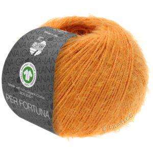 Garn Lana Grossa Per Fortuna 011 Orange