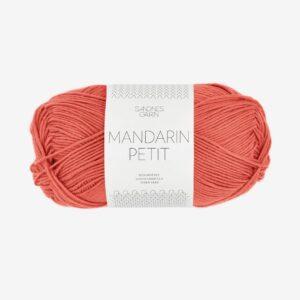 Garn Sandnes Mandarin Petit 3528 Chili