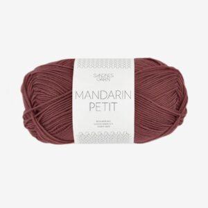 Garn Sandnes Mandarin Petit 4063 Varm Chokolade