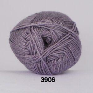 Garn Hjertegarn Bamboo Wool 3906 Lilla