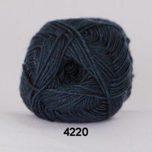 Garn Hjertegarn Bamboo Wool 4220 Petrol