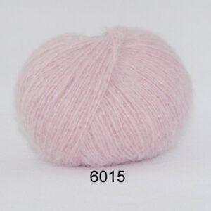 Morhair/uld Hjertegarn Hjerte Light 6015 Lys Rosa