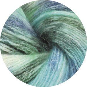 Garn Lana Grossa Allora Hand-dyed 262 Kaaju
