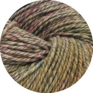 Lækkert håndfarvet silkegarn