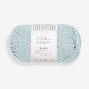 Garn Sandnes Double Sunday 5930 Pale Blue