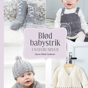 Strikkebog med babyopskrifter