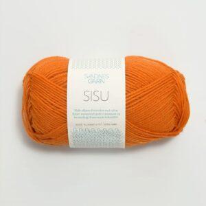 Garn Sandnes Sisu 3326 Orange