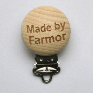 Seleclips Made by Farmor