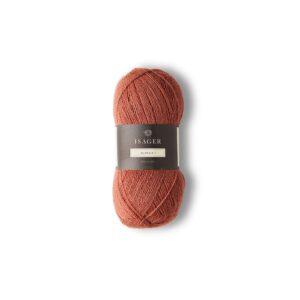Garn Isager Alpaca 1 farve 1 Rust