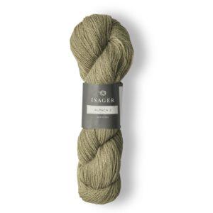 Garn Isager Alpaca 2 farve 23 Hør