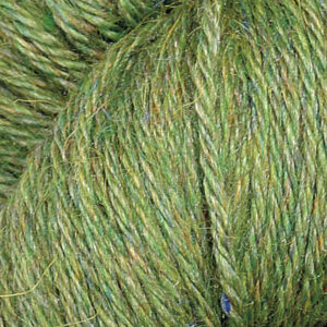 Garn Järbo Llama Silk 12218 Olivengrøn