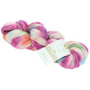 Garn Lana Grossa Allora Hand-Dyed 260 Kismis