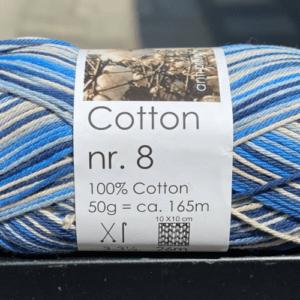 Garn Cotton nr. 8 599