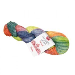 Garn Meilenweit Merino Hand-Dyed 409 Beas