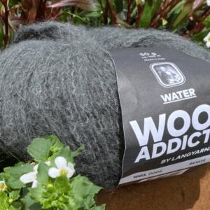 Garn WoolAddicts Water 005 Mellemgrå