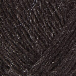 Garn Lettlopi 0052 Black Sheep
