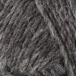 Garn Lettlopi 0058 Dark Grey