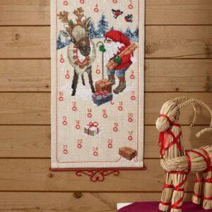 Julekalender Julemand og ren