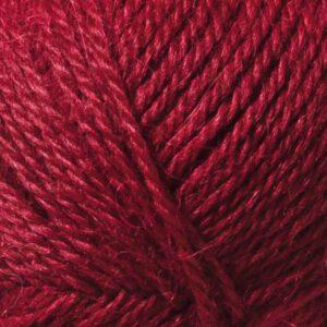 Garn Alpacka Solo 29110 Maroon Red