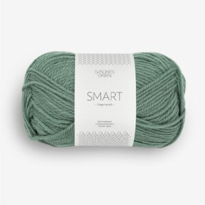 Garn Sandnes Smart 8051 Eukalyptus