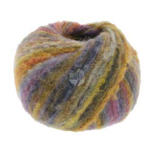 Twin 206 Sennep-Oliven-Violet-Rust-Grågrøn